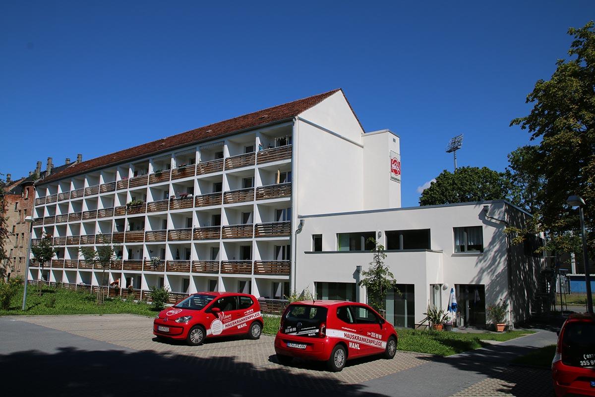 Betreutes Wohnen Chemnitz